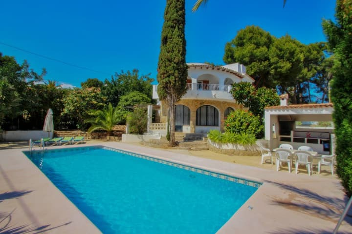 Aldebarán - Costa Blanca holiday rental with private pool