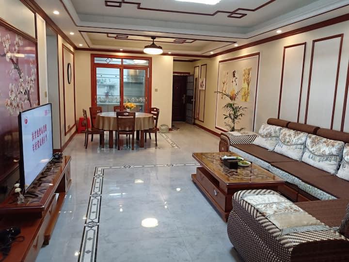【益家乐】新中式风格精装修五居室