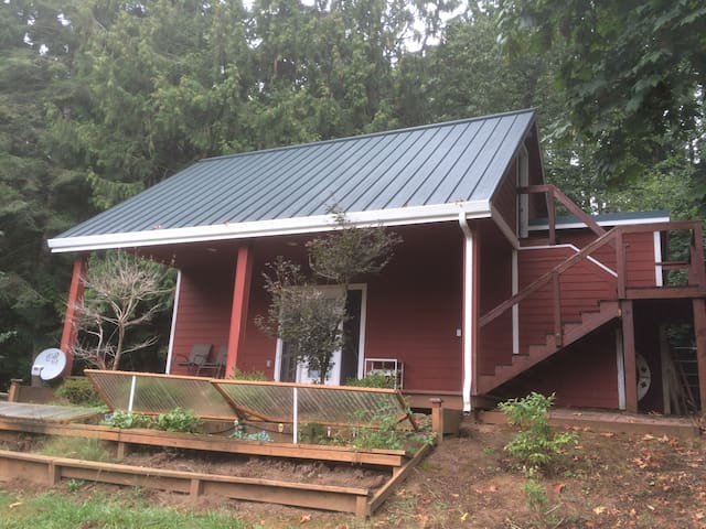 Gorge Cabin - Washougal - Guesthouse