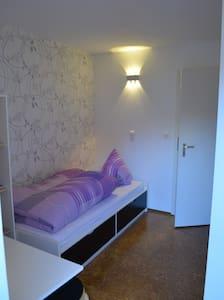 Gästezimmer - Einzelzimmer im Herzen der Haßberge - Stettfeld