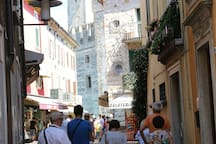 Centro storico Old town