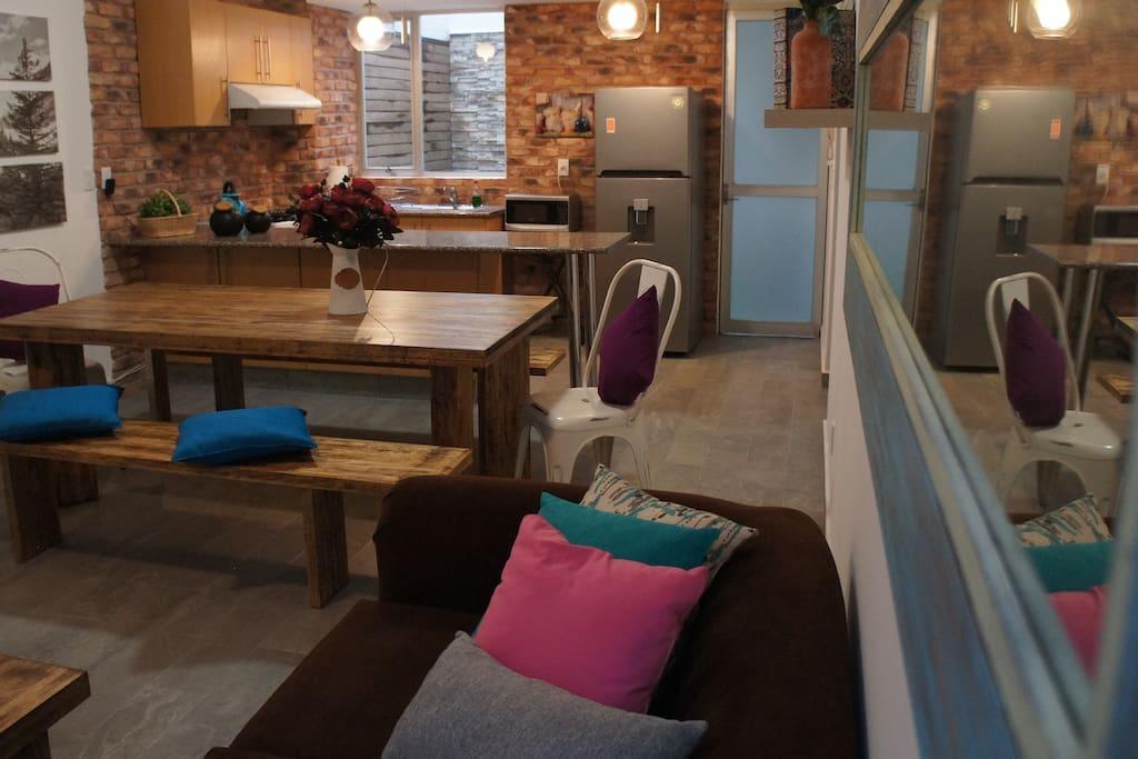 Flat PB: Living Room