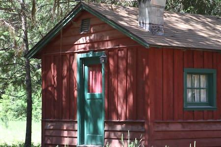 Lubrecht Forest Cabin #2
