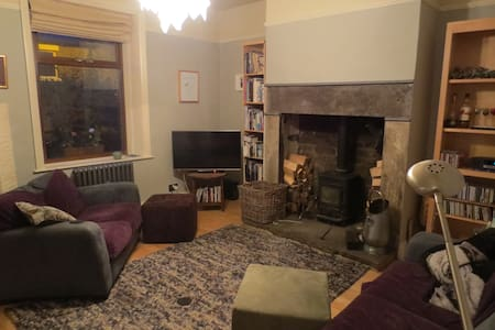 Stylish House nr Peak District - Hadfield - 独立屋