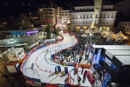 Im Herzen von St. Moritz - Sankt Moritz