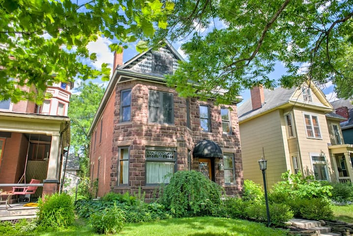 Grand Victorian in the Heart of the Short North - Columbus - Casa