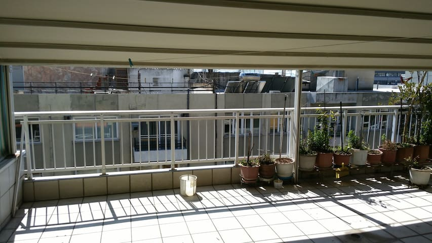 Cosy apartment in the center of Kavala - Kavala - Byt