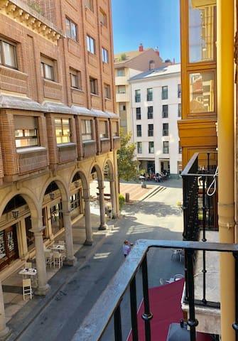 El Balcón de Campanas,Junto a la Plaza Mayor.Wifi