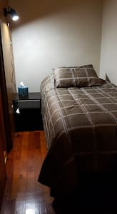 Efficiency Apartment conveniently located.