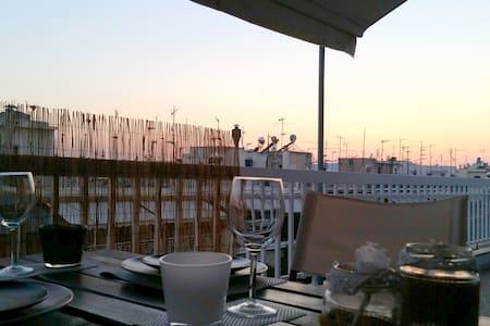6th floor Acropolis view! - Athina