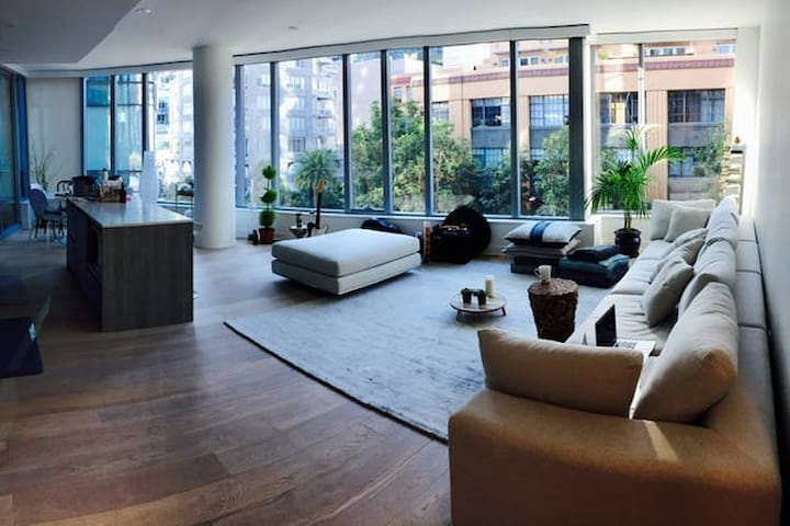 Luxury Modern Room, Full Amenities in SOMA - San Francisco - Appartement