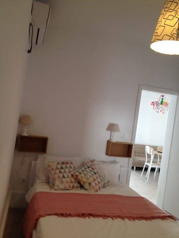 APARTMENT FOR 4 PERSONS-DAHLIA APARTMENTS - Aliki - Byt