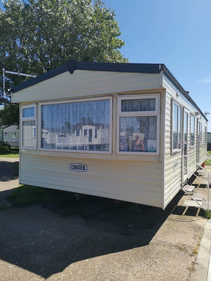 Sand le mere Holiday village standard 6 berth