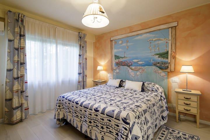 Appartamento Il Giardino a 200 mt dalla spiaggia