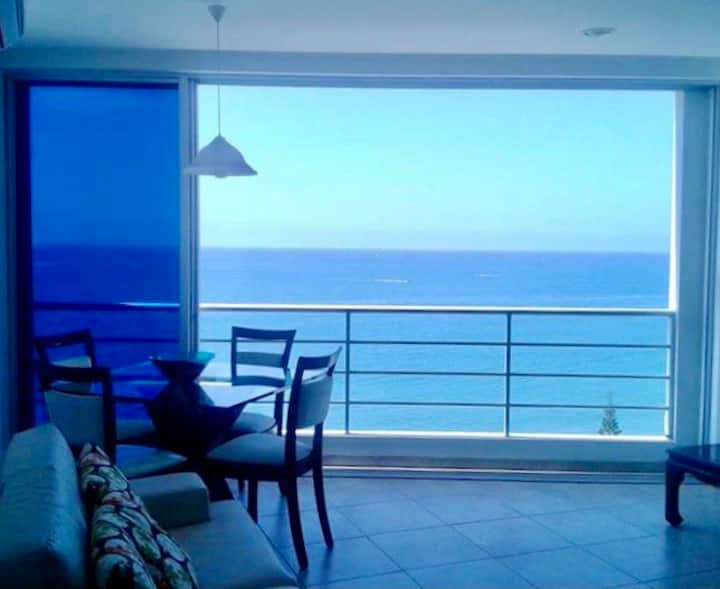 Amazing Ocean Views from this 2 bedroom apartment