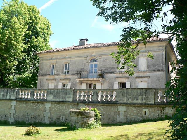 La Boissière - Grand-Brassac - Pensió