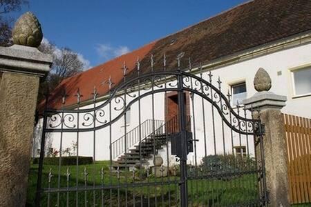 Schloss / Manor Schlottenhof +++ WIFI +++ - Arzberg - 城堡