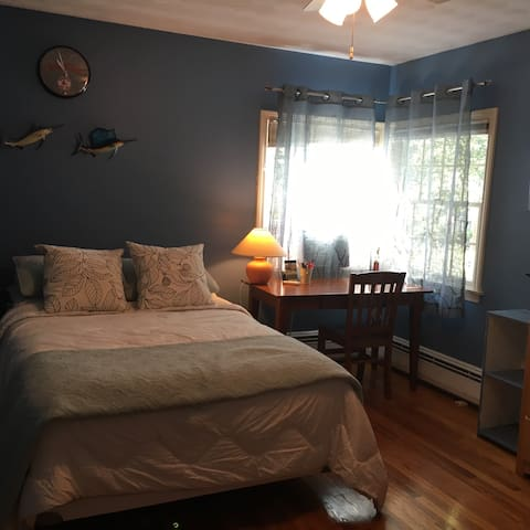 Clean, Comfy and quiet One bedroom. - Brookline - Casa