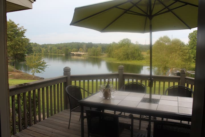 Holly Springs Lake Retreat - My Happy Place