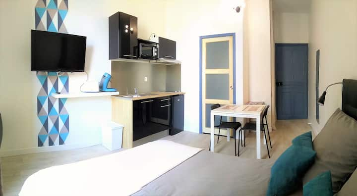 Studio sur la Place du Marché (1)