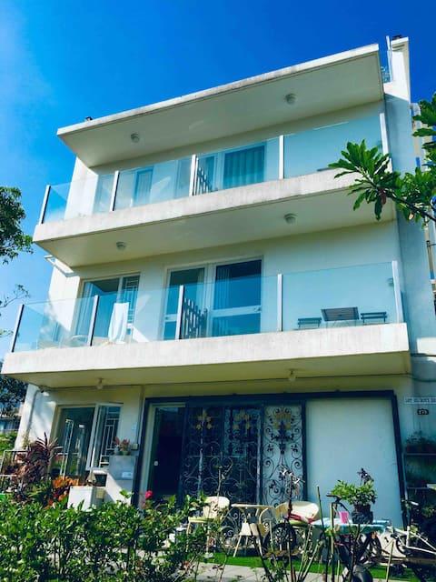 東涌村屋三樓四房 4 bedrooms on 2nd floor near airport