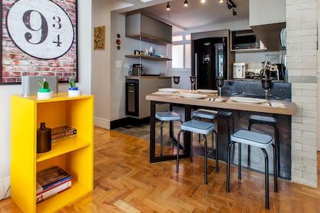 Metro Vl Madalena - Modern and cozy apartment