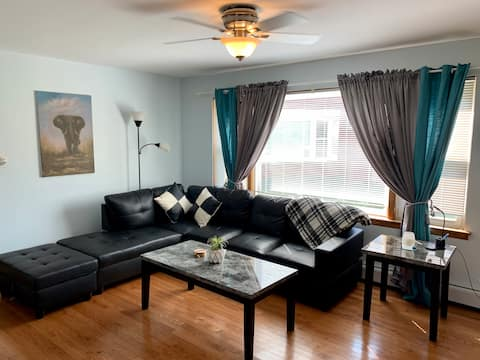 Cozy Apartment by Brookfield Zoo