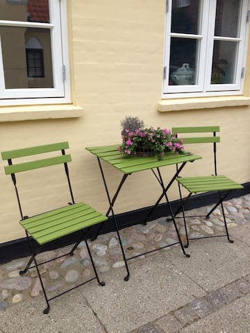 LYST VÆRELSE I CENTRUM AF RIBE