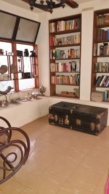 Stock de libros en varios idiomas