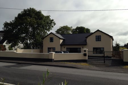 Dun na si The lodge  Garden Room - Moate - Bed & Breakfast