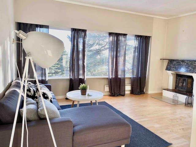 Villa Sverresborg - 3 bedrooms - Free parking