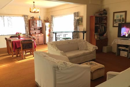 Comfy private room in safe big home - Hamilton - House