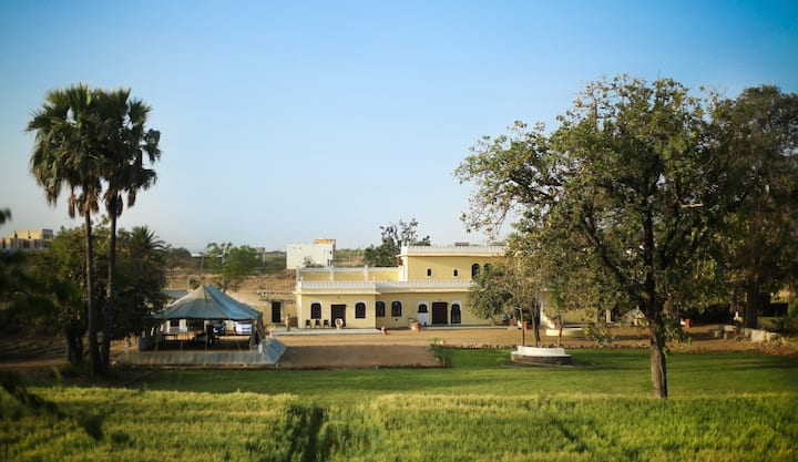 Barabagh Deogarh { Royal hunting lodge }