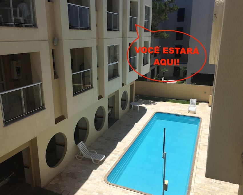 Local do apartamento