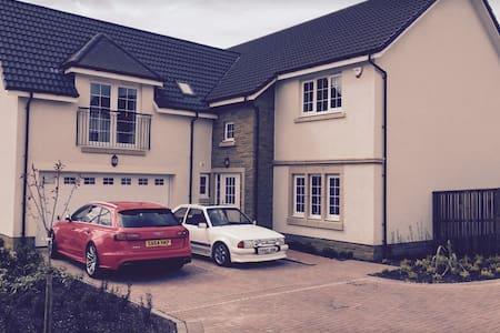 Spacious Executive Home btwn Glasgow & Loch Lomond - Renfrewshire