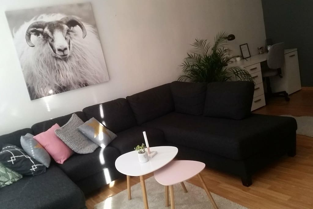 Stue/ livingroom