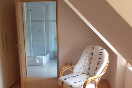 Zimmer für 2 im Landhaus, Gruppen bis zu 15/25 PAX