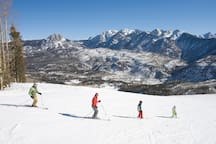 Only 1 minute away! Purgatory Mtn consistently voted one of the best family value ski destinations.