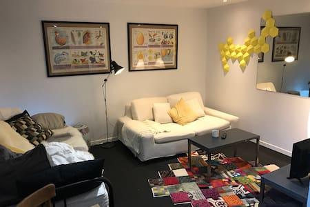 Charmant studio, centre-ville, 10 mn à pied INSEAD - Fontainebleau - Wohnung