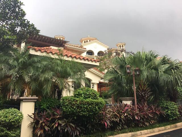 南燕湾—温馨的家