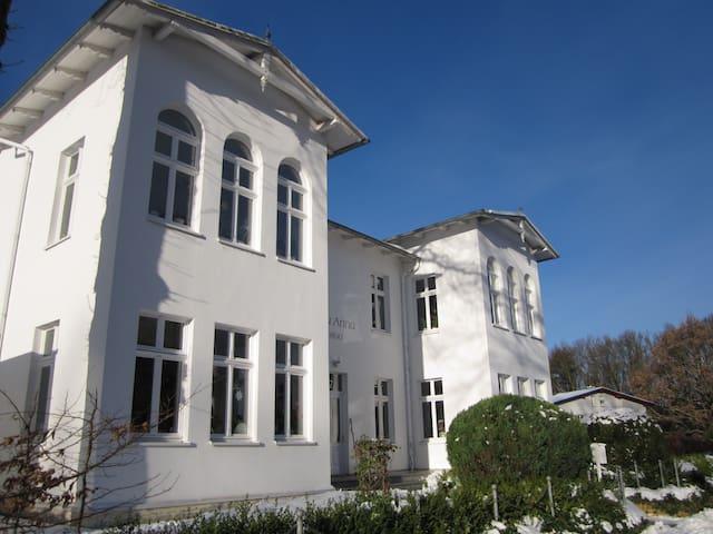 Villa Anna in Zinnowitz auf Usedom FEWO Blitzblank
