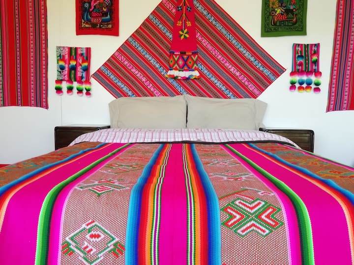 Uros Titilaka Lodge & Titicaca - Perú