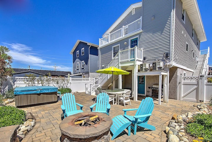 Family Tides #2 Oceanside 3Bdr 1.5 Great Location
