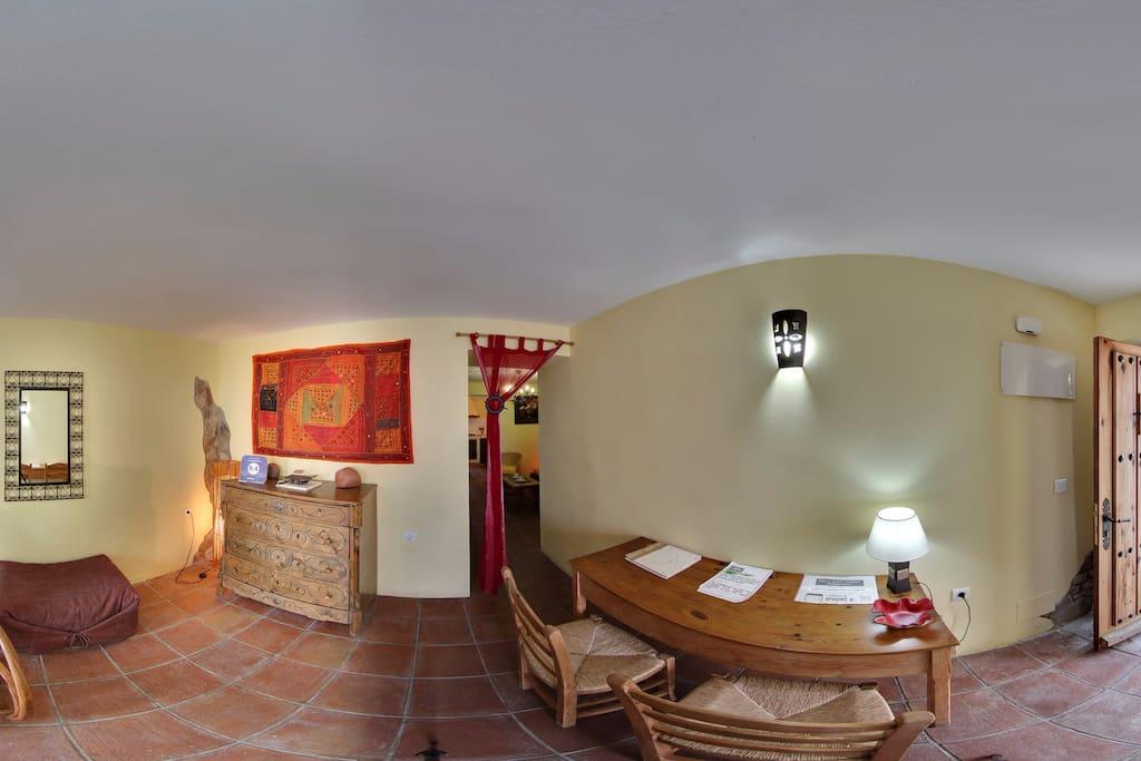 Hall 360º