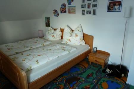 Ruhiges Zimmer - Nähe Elberadweg - Kemberg