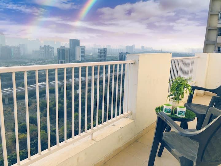 Emperor's Villa★★★★★ WiFi, Panoramic View & Luxury