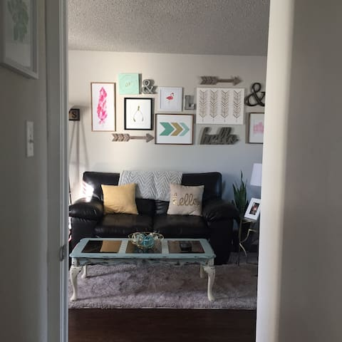 Cozy Downtown Belton Apartment - Belton - Lejlighed
