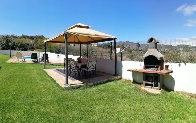 Apartamento con piscina en Sta Brígida