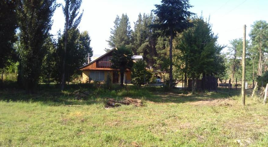 El Rosal Country House - Chillan - Apartment
