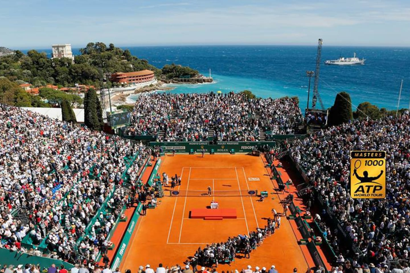 Cuntry Club  Monte Carlo Tennis